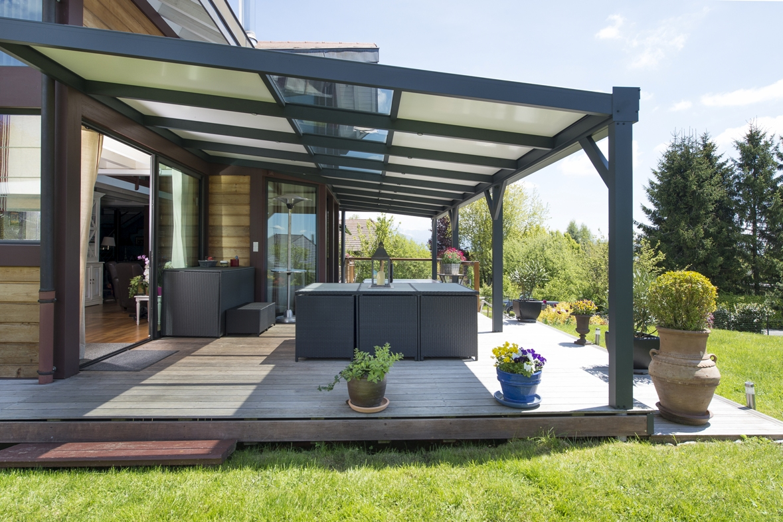 Terrasse couverte bois prix - Mailleraye.fr jardin