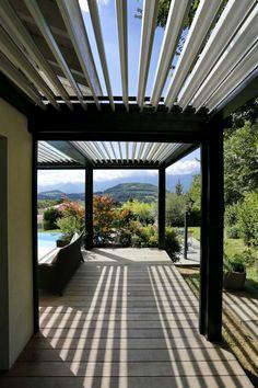 Inspiration terrasse couverte