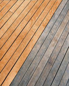 Terrasse bois entretien