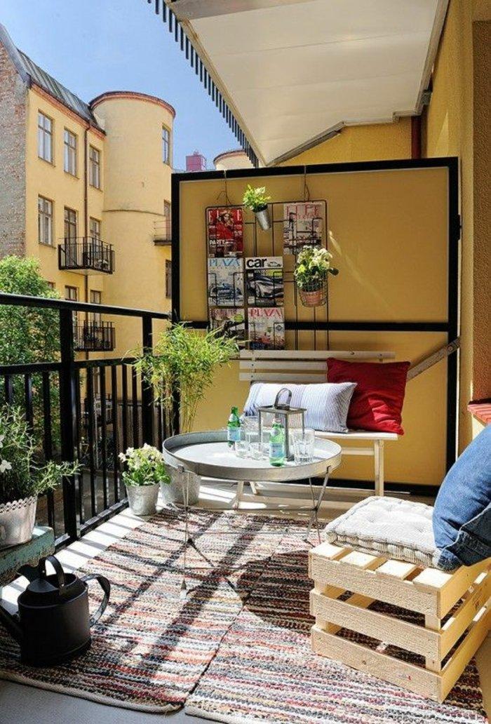 Terrasse balcon différence