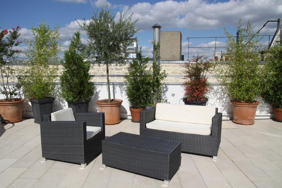Appartement terrasse jardin yvelines - Mailleraye.fr jardin