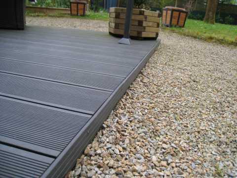 terrasse composite gris avis jardin. Black Bedroom Furniture Sets. Home Design Ideas