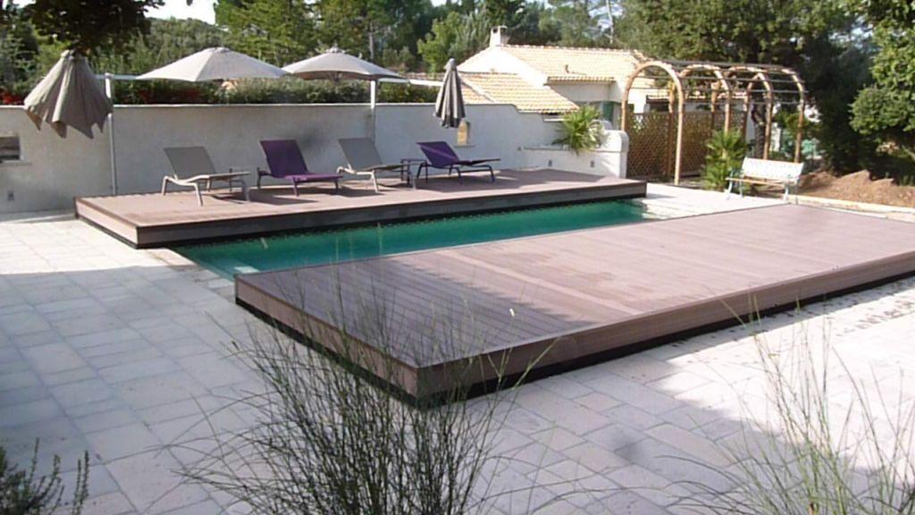 Construction terrasse amovible