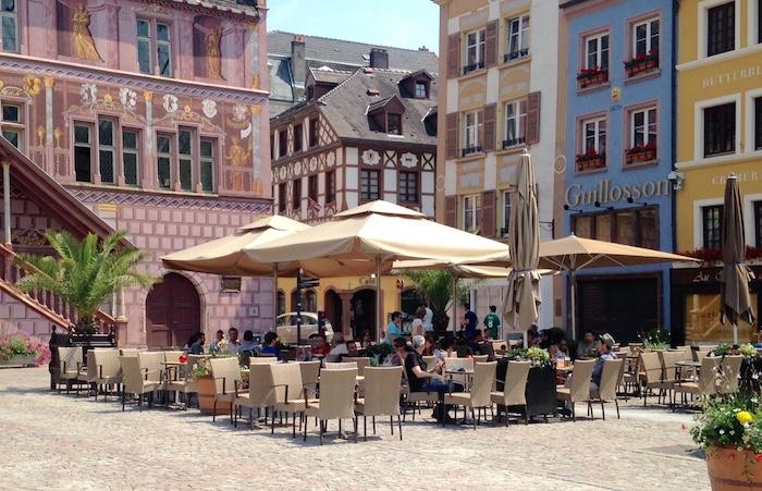 Bar terrasse mulhouse