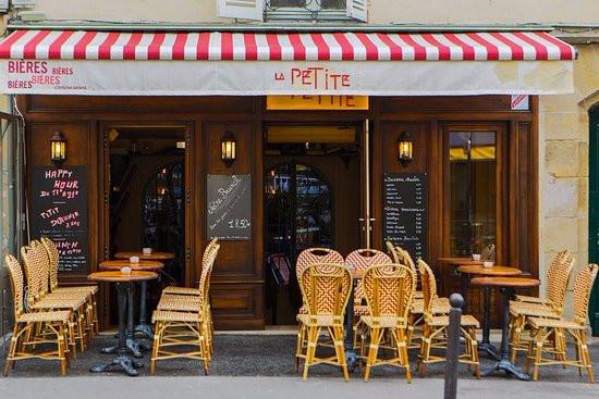 Terrasse paris restaurant
