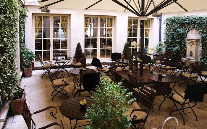Café terrasse paris pas cher