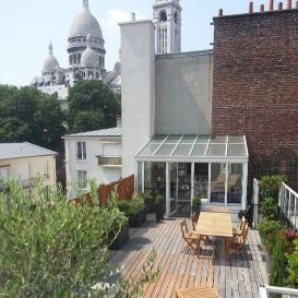Terrasse paris 9