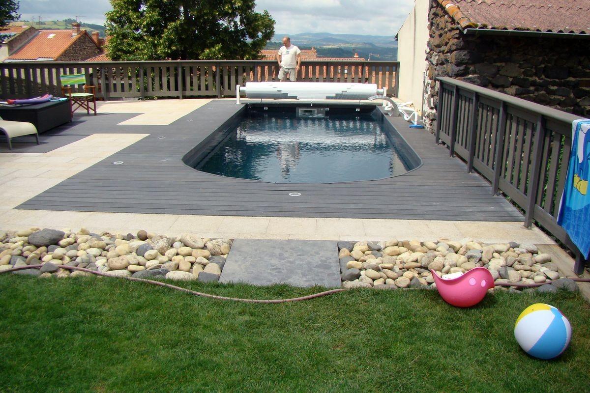 Deco terrasse autour piscine jardin - Terrasse autour piscine ...