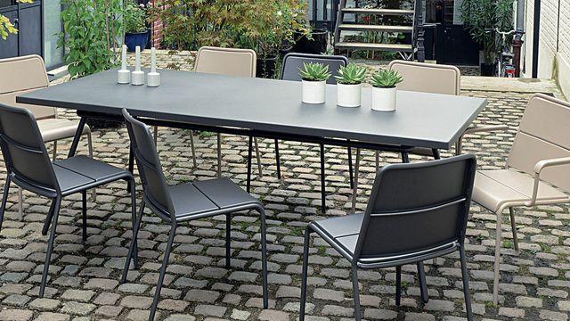 salon de jardin truffaut 2014 jardin. Black Bedroom Furniture Sets. Home Design Ideas