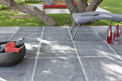 Traitement terrasse beton