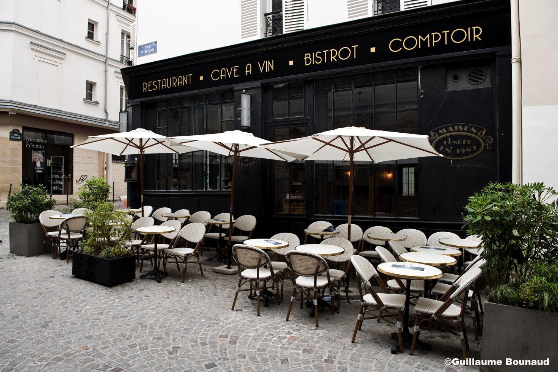 Café terrasse paris 20ème
