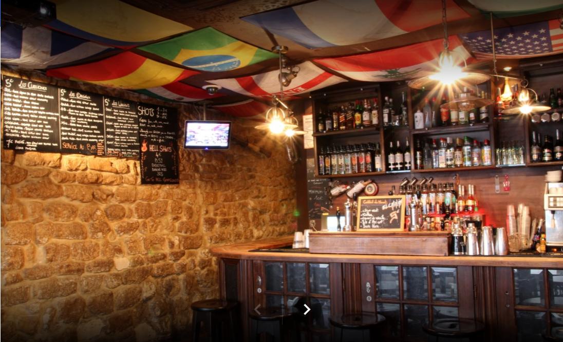Terrasse bar paris 5