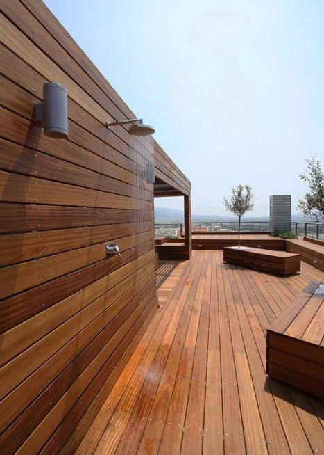 Comment monter une terrasse en bois sur plot mailleraye - Comment monter une serre de jardin ...