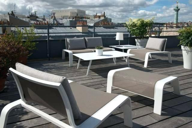 Best Salon De Jardin Aluminium Truffaut Contemporary - House ...