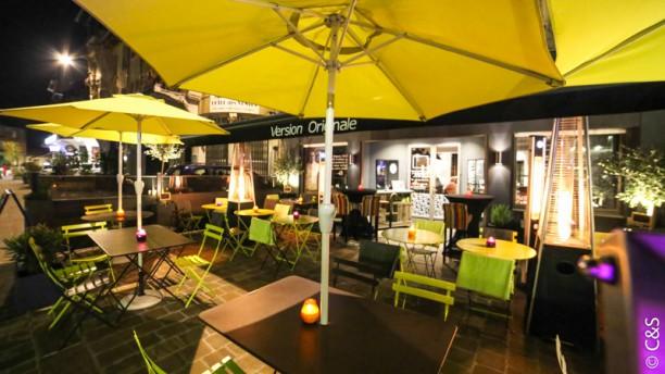 Cafe terrasse reims