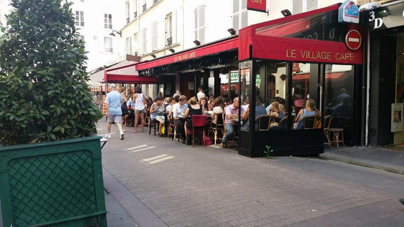 Bar terrasse batignolles