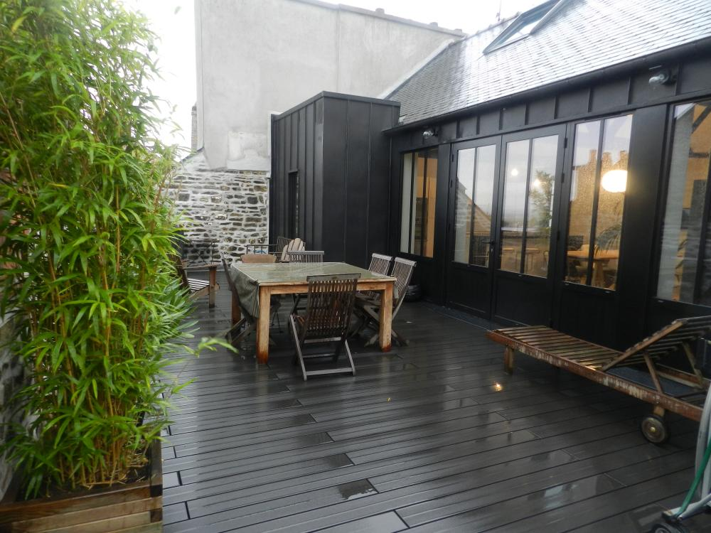Appartement terrasse rennes - Mailleraye.fr jardin